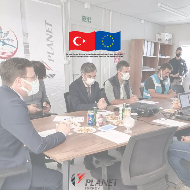 """""""Technical Assistance and Supervision for Yuksekova Wastewater Treatment Plant Project"""" 4th Steering Committee Meeting"""