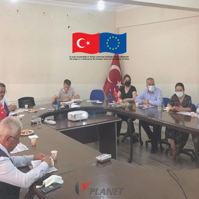 Technical Assistance and Supervision for Yuksekova Wastewater Treatment Plant Project Capacity Building Trainings